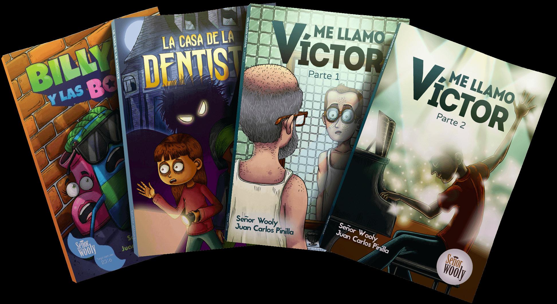 novel covers